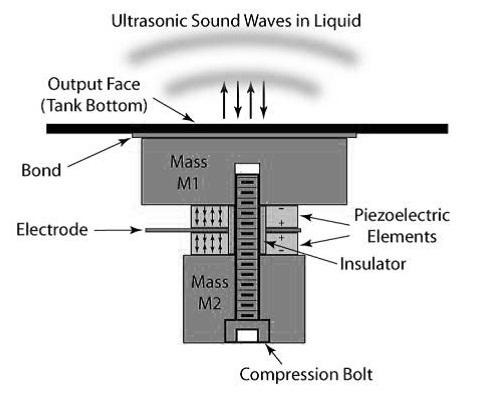 Electrostrictive Transducer