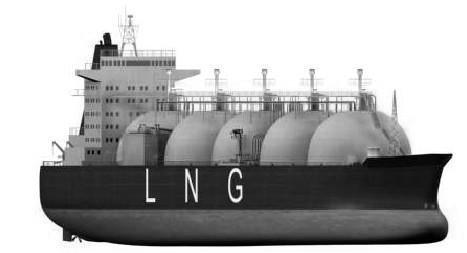 Liquefied Gas Carriers: LNG ships Membrane Tank Structure